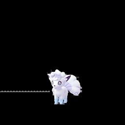 Sprite chromatique de Goupix (Forme d'Alola) - Pokémon GO