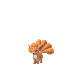 Sprite  de Goupix - Pokémon GO