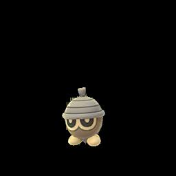Fiche de Grainipiot - Pokédex Pokémon GO