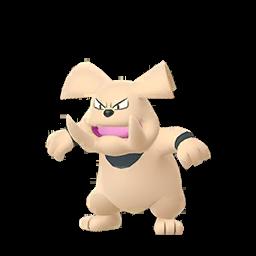 Sprite chromatique de Granbull - Pokémon GO