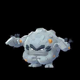 Modèle de Gravalanch - Pokémon GO