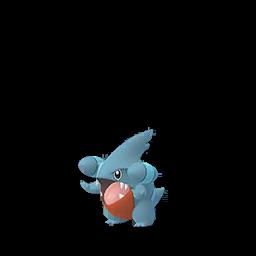 Modèle de Griknot - Pokémon GO
