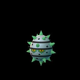 Modèle de Grindur - Pokémon GO