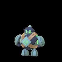Sprite chromatique de Gringolem - Pokémon GO