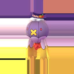 Pokémon grodrive-halloween2021