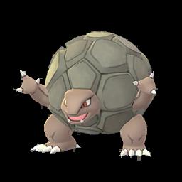 Sprite  de Grolem - Pokémon GO