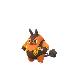 Sprite  de Grotichon - Pokémon GO