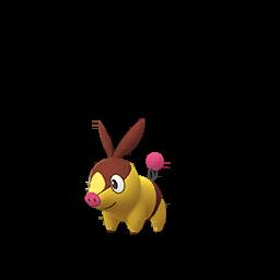Sprite chromatique de Gruikui - Pokémon GO