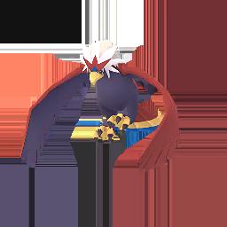 Modèle de Gueriaigle - Pokémon GO