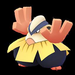 Pokémon hariyama