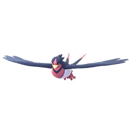 Modèle de Hélédelle - Pokémon GO