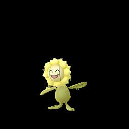 Fiche de Héliatronc - Pokédex Pokémon GO