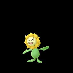 Sprite  de Héliatronc - Pokémon GO