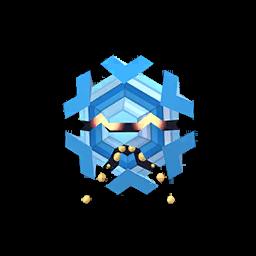 Sprite chromatique de Hexagel - Pokémon GO