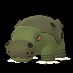 Sprite femelle chromatique de Hippodocus - Pokémon GO