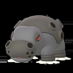 Sprite femelle de Hippodocus - Pokémon GO