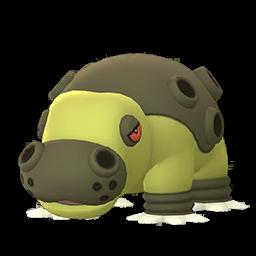Pokémon hippodocus-s