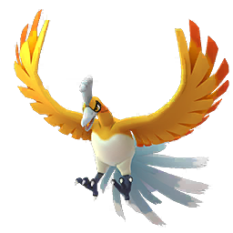 Fiche de Ho-Oh - Pokédex Pokémon GO