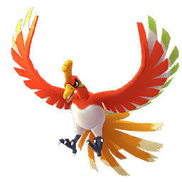 Ho-Oh forme normale