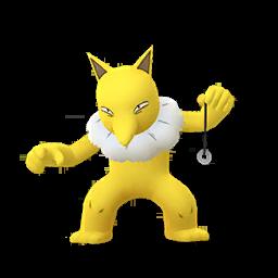 Sprite  de Hypnomade - Pokémon GO