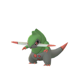 Modèle de Incisache - Pokémon GO