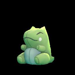 Pokémon inconnu