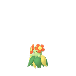 Modèle de Joliflor - Pokémon GO