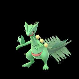 Sprite  de Jungko - Pokémon GO