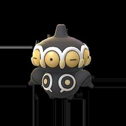Modèle shiny de Kaorine - Pokémon GO