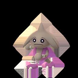 Sprite mâle chromatique de Kapoera - Pokémon GO
