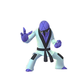 Sprite mâle chromatique de Karaclée - Pokémon GO