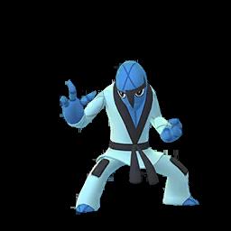 Modèle de Karaclée - Pokémon GO