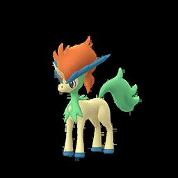 Sprite chromatique de Keldeo (Aspect Normal) - Pokémon GO