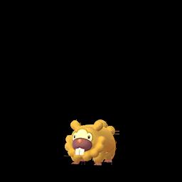 Sprite femelle chromatique de Keunotor - Pokémon GO
