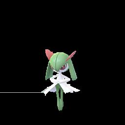 Sprite  de Kirlia - Pokémon GO