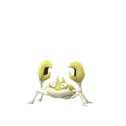Sprite chromatique de Krabby - Pokémon GO