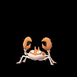 Pokémon krabby
