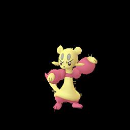 Sprite  de Kungfouine - Pokémon GO