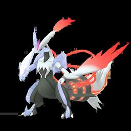 Sprite chromatique de Kyurem (Blanc) - Pokémon GO