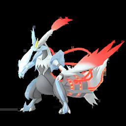 Sprite  de Kyurem - Pokémon GO