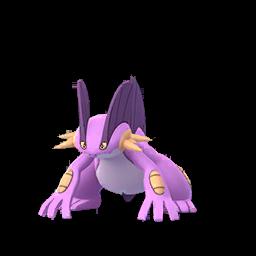 Sprite chromatique de Laggron - Pokémon GO