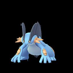 Laggron - Évolution de Gobou