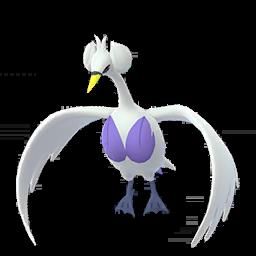 Sprite chromatique de Lakmécygne - Pokémon GO