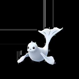 Sprite  de Lamantine - Pokémon GO