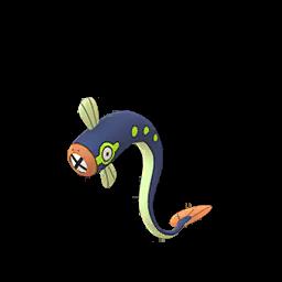Sprite chromatique de Lampéroie - Pokémon GO