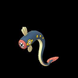 Sprite  de Lampéroie - Pokémon GO