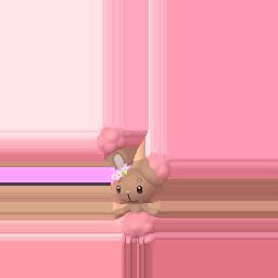 Pokémon laporeille-fleurs-s