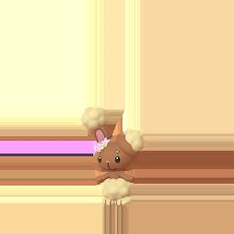 Pokémon laporeille-fleurs