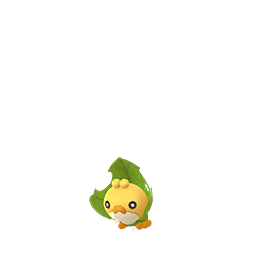 Modèle de Larveyette - Pokémon GO