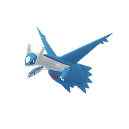 Latios forme normale